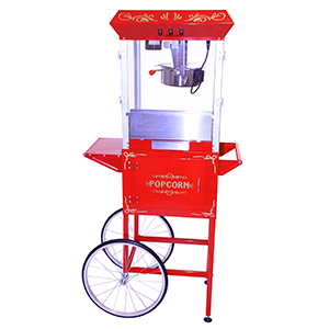 Sephra 8oz Popcorn Maker with Cart