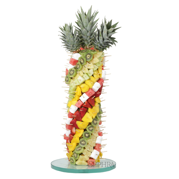 Spike Fruit Display Stand - Mini Fruit Palm